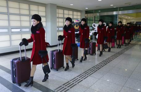 Pyeongchang 2018, a sorpresa arriva anche la sorella di Kim Jong-un