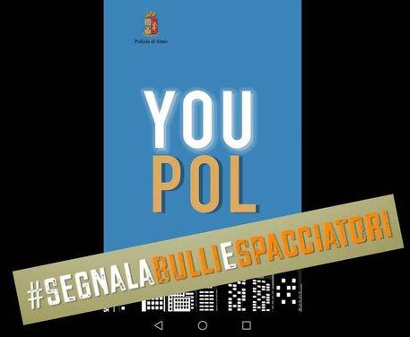 Attiva You Pol, l'app che mette in contatto cittadini e polizia