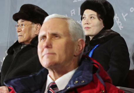 Corea, USA: rammarico per incontro con Pence annulato da Pyongyang