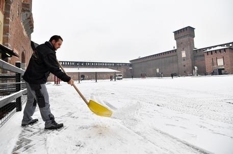 Al Nord la neve, al Sud temperature fino a 20°