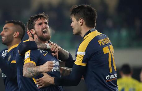 Serie A: Verona vince il derby con il Chievo Bba97298b86b39c64a054df069caab54