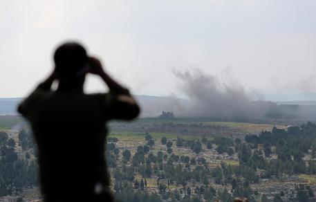 Ferito in Siria un fotoreporter italiano