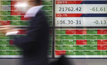 c3cfa0097c Nikkei segna maggiore flessione giornaliera da inizio febbraio