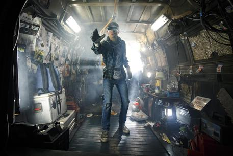 Cinema: Ready Player One di S. Spielberg © ANSA