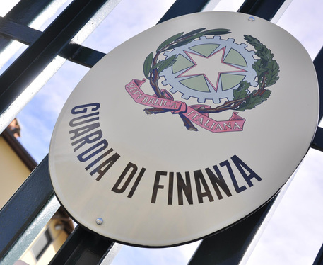 Guardia di finanza © ANSA