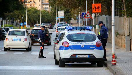 Caccia a pirata della strada a Sassari