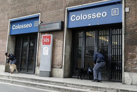 Oggi la metro a Roma si è fermata per il