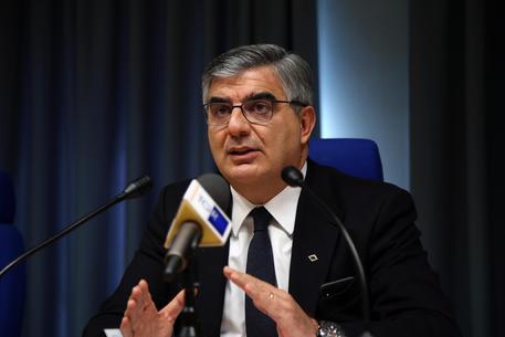 Luciano D'Alfonso, presidente della Regione Abruzzo © ANSA