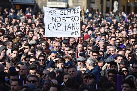 Astori, stamane funerali a Firenze. Toccante discorso di Badelj