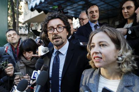 Presidenza Camere, Grillo e Toninelli incontrano Martina