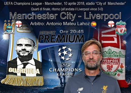City-Liverpool, Guardiola:
