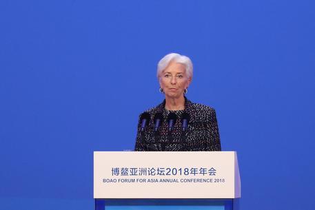 Lagarde (FMI) contro protezionismo: