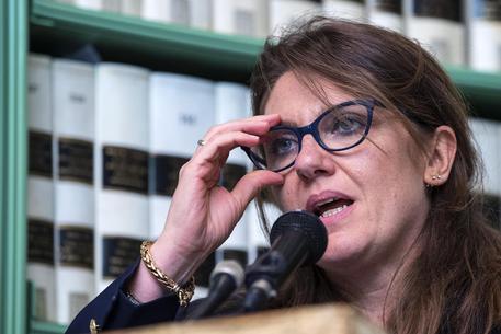 Francesca Puglisi in una foto d'archivio © ANSA