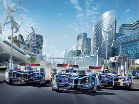 Rome Could Hold E Prix For Next 3 Yrs English Ansa