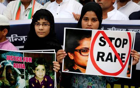 India: ennesima bambina stuprata e uccisa