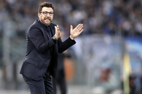 Calcio: Di Francesco, a volte siamo un po' masochisti