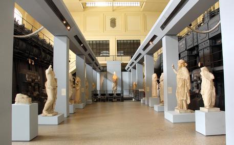 Roma, rubata la cassaforte della Centrale Montemartini