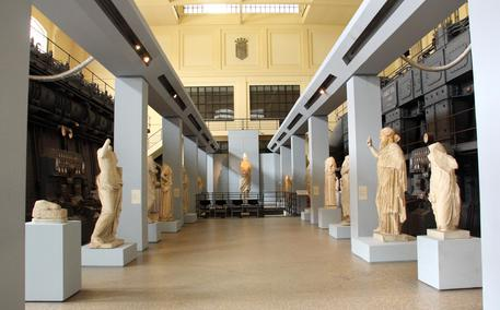 Rapina a Roma, rubata cassaforte museo