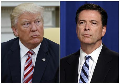 Trump, Flynn rovinato mentre Comey fa soldi con brutto libro
