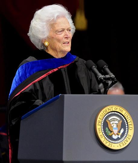 Usa | morta ex first lady Barbara Bush