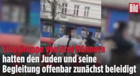 Berlino, aggrediti due giovani ebrei:
