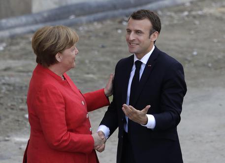 Ue, Merkel-Macron: a giugno proposta comune di riforma