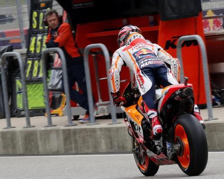 MotoGp Americhe terze libere Marquez miglior tempo
