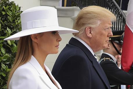 'Be Best', la prima iniziativa di Melania Trump da first lady