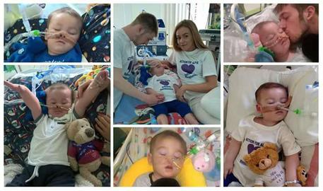 Alfie Evans Still Fighting After Taken off Ventilation