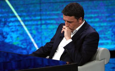 L'ex segretario del Pd Matteo Renzi © ANSA
