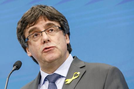 Procura tedesca chiede l'estradizione in Spagna di Puigdemont