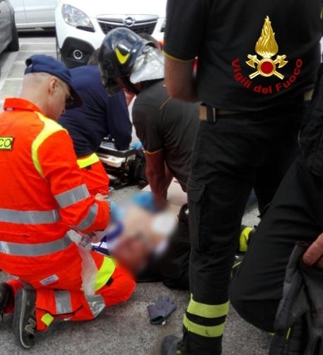 Accusa un malore alla guida a Chiaravalle: muore un 62enne di Senigallia