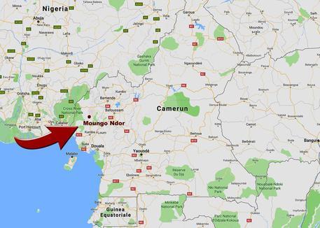 Il luogo del sequestro in Camerun © ANSA