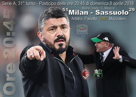 Milan-Sassuolo, Politano: