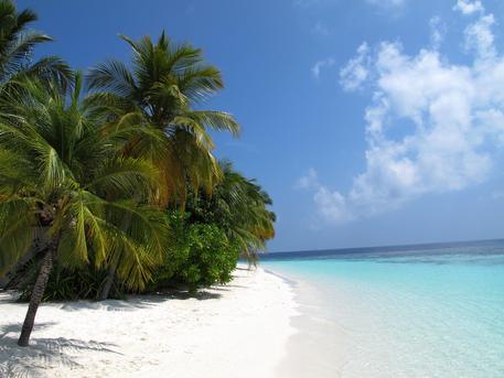 Le Maldive © Ansa