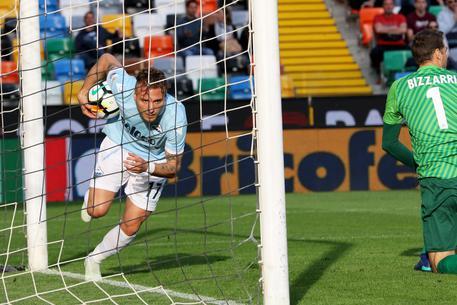 Udinese ko, la Lazio aggancia la Roma al terzo posto 04693855fde125694308837c592e2d70