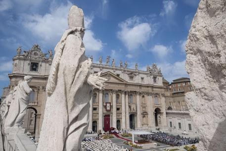 Piazza San Pietro © Ansa