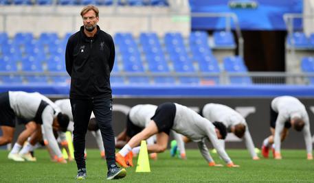 Roma-Liverpool, Jürgen Klopp in conferenza stampa: