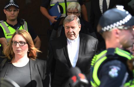 Preti pedofili. Il cardinale Pell a giudizio in Australia