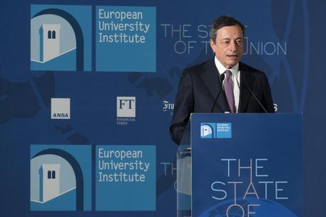 Draghi, ricambiare la fiducia dei popoli con la prosperità