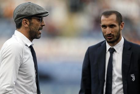 Buffon e Chiellini non si ritirano: arriva il rinnovo con la Juve
