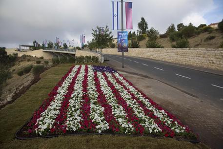 Sarà inaugurata oggi l'ambasciata statunitense a Gerusalemme