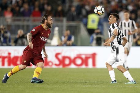 Roma, De Rossi lancia la sfida alla Juve