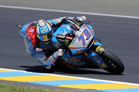 Moto2: Italia, a Alex Marquez le prime libere