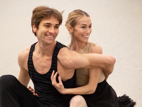 Risultati immagini per Eleonora Abbagnato è Manon di MacMillan Manuel Parruccini, Claudio Cocino