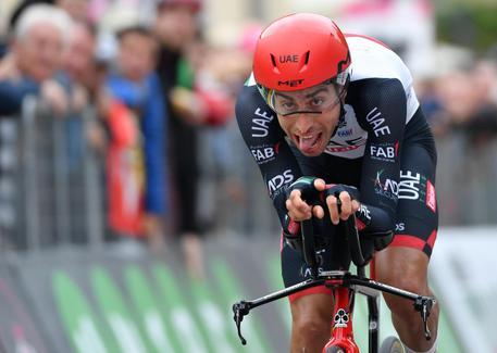 Chris Froome ha praticamente vinto il Giro d'Italia