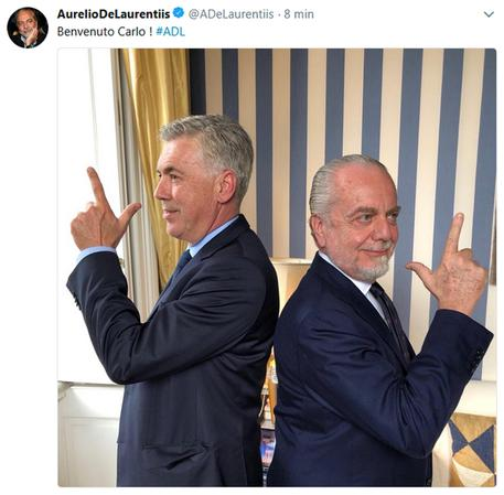 Ancelotti ha firmato, arriva l'ufficialità!