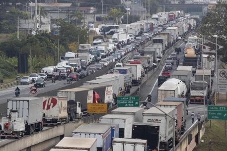 Sciopero camionisti: Brasile nel caos