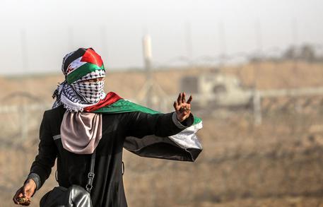 Gaza, bombe su postazioni di Hamas dopo i razzi contro Israele