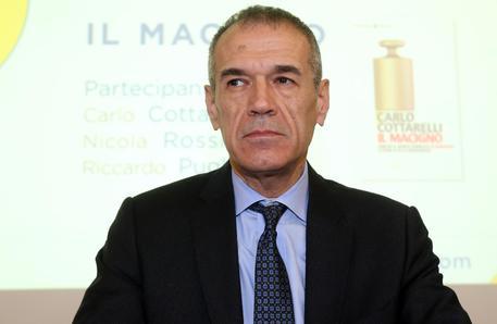 Carlo Cottarelli © ANSA